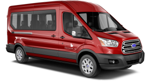 FreedomCar Ford Transit front view