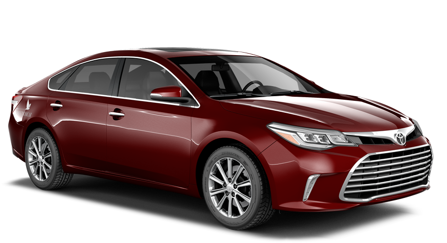 FreedomCar Toyota Avalon front view