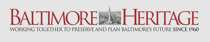 Baltimore Heritage Logo